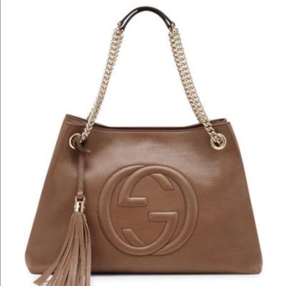 0e0461c3d Gucci Bags   Authentic Purse Camel   Poshmark